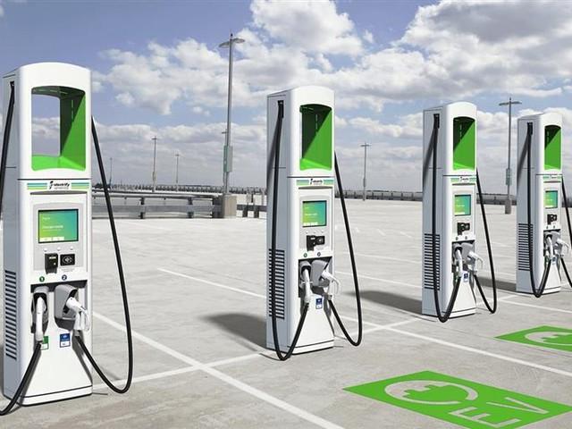 États-Unis : le groupe Volkswagen installe 2 000 bornes de recharge rapide