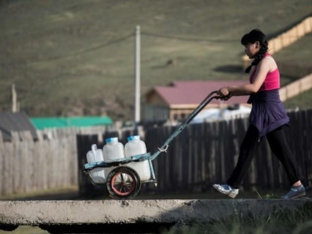 Mongolie: le rêve brisé des nomades aux portes d'Oulan-Bator
