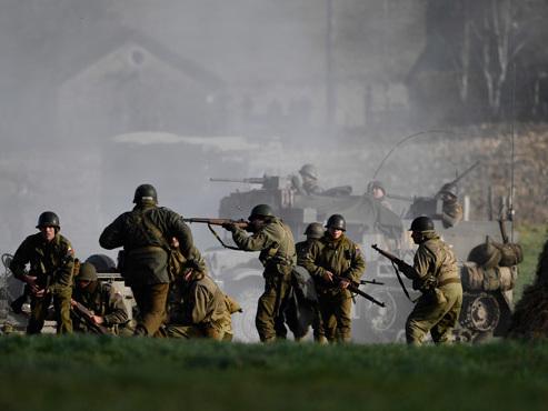 75 ans de la bataille des Ardennes: suivez la cérémonie en DIRECT sur RTL-TVI dès 9h15