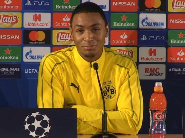 Foot - Dortmund - Abdou Diallo (Dortmund) : «L'équipe de France, la cerise sur le gâteau»