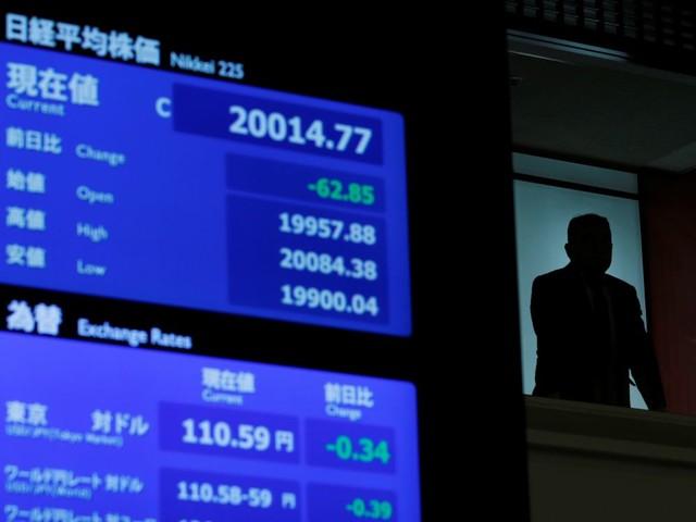 A Tokyo, le Nikkei finit en baisse de 0,55%
