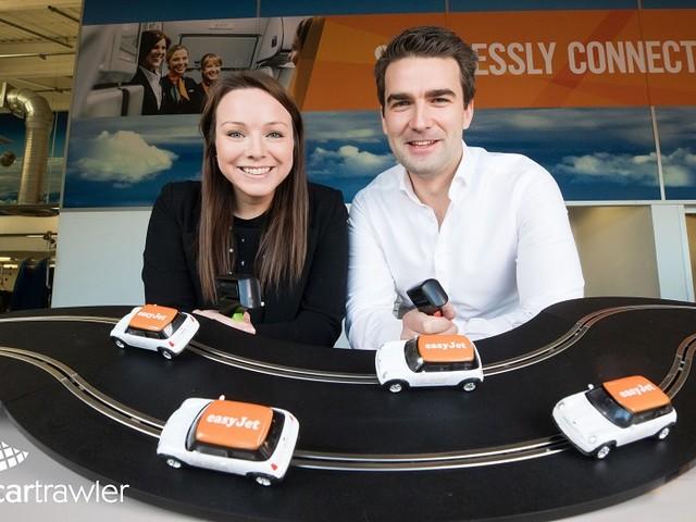 Location de voitures : CarTrawler signe un accord avec easyJet