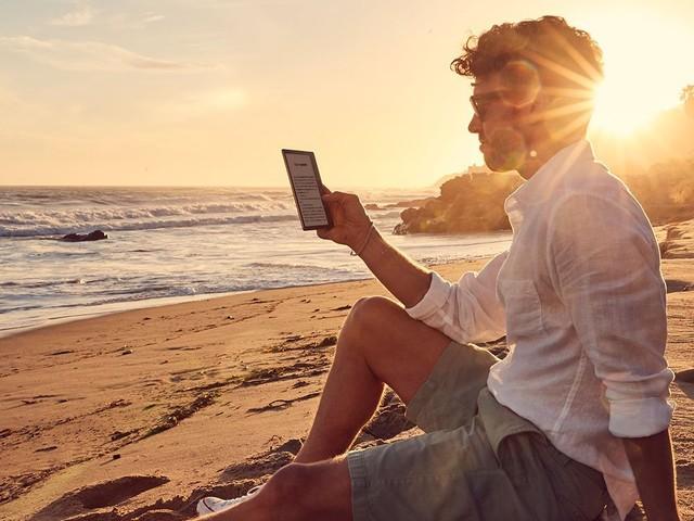 Amazon Kindle Oasis : caractéristiques et prix de cette nouvelle liseuse