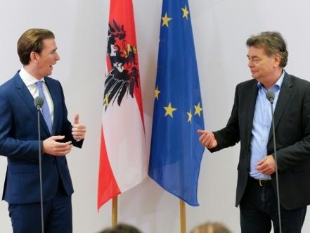 Ultimes réglages pour la coalition de Sebastian Kurz avec les Verts