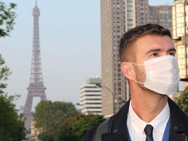 Pollution à l'ozone à Paris: la circulation différenciée mise en place dimanche