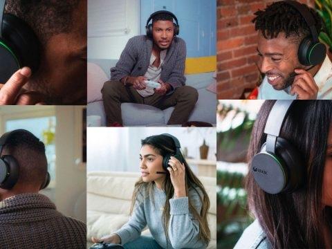 Et Microsoft dévoila le Xbox Wireless Headset