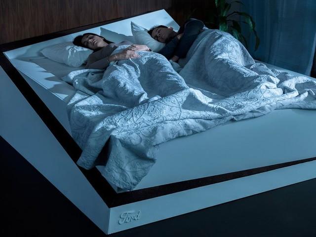Smartbed, le lit intelligent qui va sauver de nombreux mariages