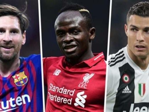 Ballon d'Or: Messi sacré, Ronaldo boude, Mané éjecté, l'Afrique crie au scandale!