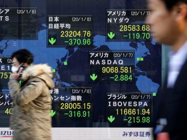 A Tokyo, le Nikkei finit en baisse de 0,7% après les chiffres du PIB