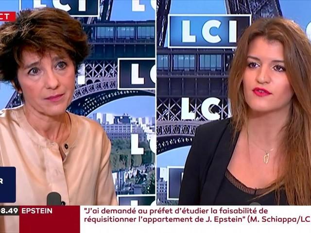 Marlène Schiappa veut transformer l'appartement parisien d'Epstein en foyer d'accueil pour les femmes
