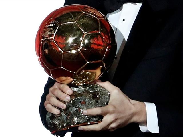 Ballon d'or: Les nommés annoncés ce lundi