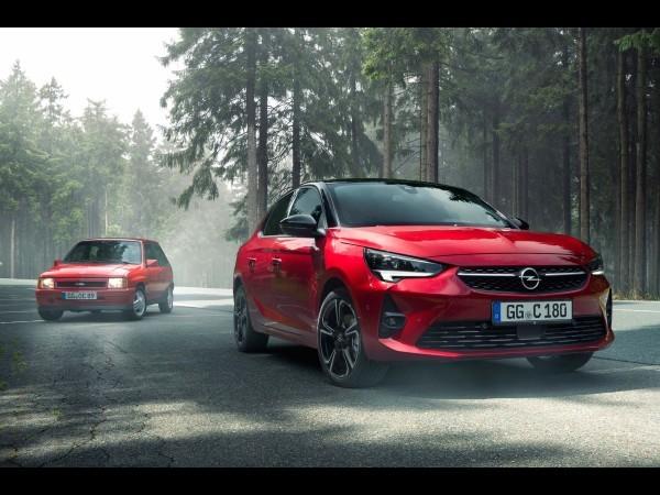 Quand l'Opel Corsa GS Line rencontre la Corsa GSi
