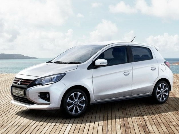 Mitsubishi Space Star: gros restylage