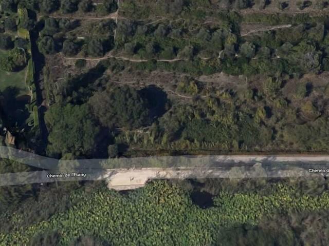Alpes-Maritimes : un cadavre en partie brûlé d'une femme découvert dans un parc