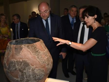 Gel: le ministre de l'Agriculture à l'écoute des viticulteurs girondins