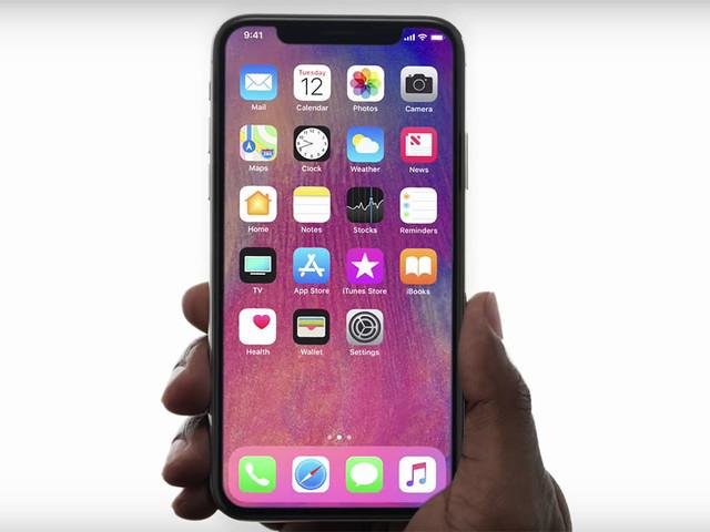 Musique de pub iPhone X - 2017
