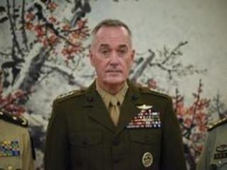 """Corée du Nord: la paix """"possible"""", selon le plus haut gradé de l'armée américaine"""