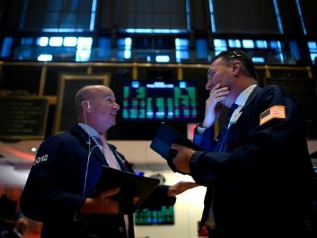 Wall Street proche de l'équilibre après avoir battu des records