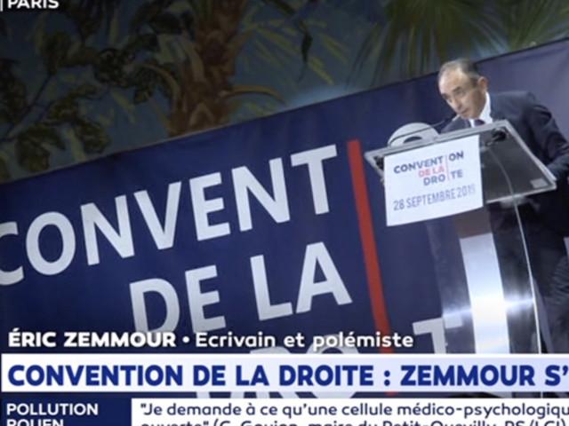 Discours polémique sur LCI : Eric Zemmour convoqué par la justice en janvier