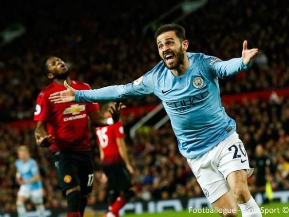 Man City : Bernardo Silva sanctionné après son tweet polémique