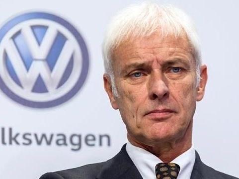 Le patron du groupe Volkswagen souhaite la fin des subventions pour le diesel
