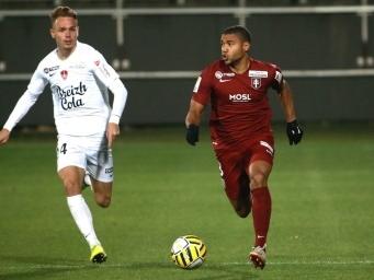 Direct. Le FC Metz prend les devants contre Marseille (1-0)