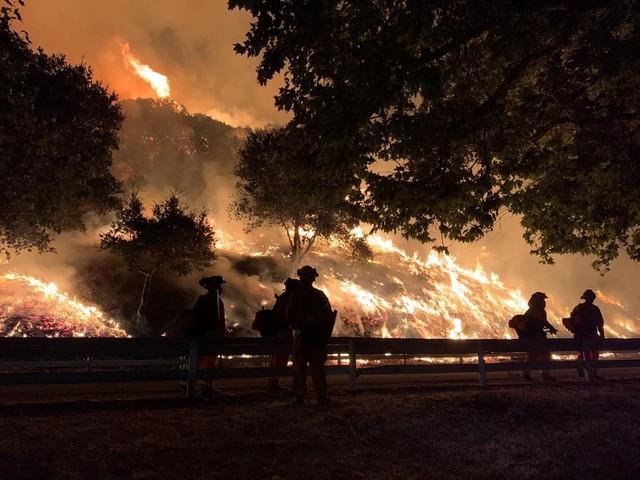 L'enfer des flammes californiennes au programme d'une série documentaire sur Discovery Channel à partir du 4 février