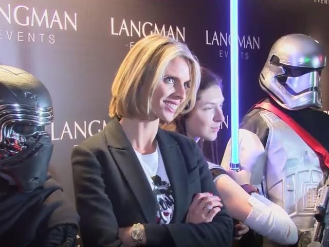 Sylvie Tellier, Cris Cab : Un florilège de personnalités à la Star Wars Party (Exclu vidéo)