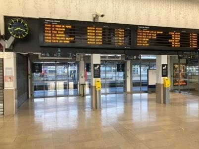 Le trafic SNCF ce dimanche en Lorraine, Franche-Comté et en France