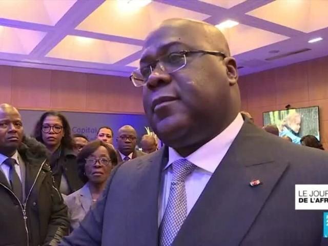 """Félix Tshisekedi : """"Il n'y aura plus de citoyens au-dessus de la loi"""" en RD Congo"""
