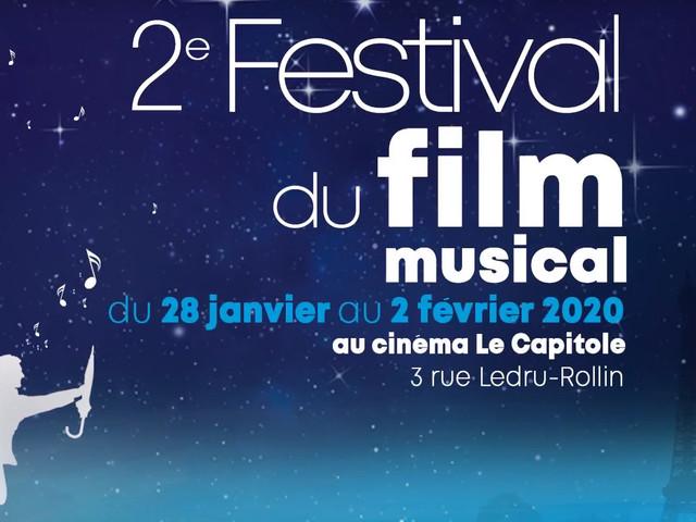 Festival du Film Musical de Suresnes 2020 : présentation de la seconde édition