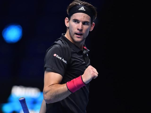 Masters ATP de tennis : Thiem renverse Djokovic et se qualifie pour la finale
