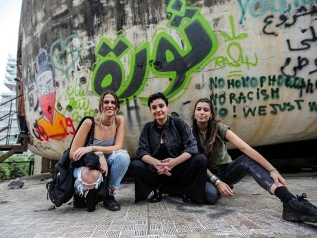 Au Liban, les femmes font aussi leur révolution contre les discriminations
