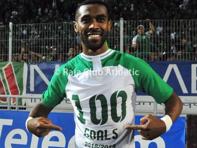 Grâce à Mouhcine Iajour, le Raja de Casablanca bat un nouveau record africain