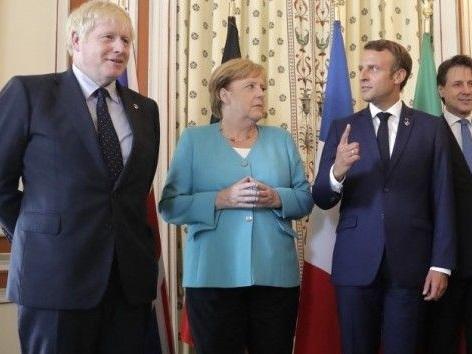 "Macron, Merkel et Johnson accusent l'Iran d'être ""responsable"" de l'attaque contre l'Arabie Saoudite"