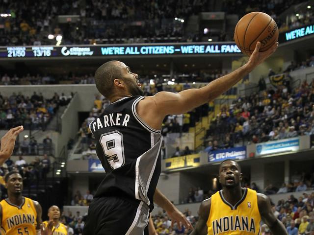 Spurs: Le numéro 9 de Parker va être retiré