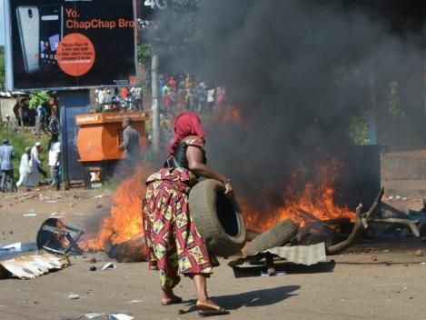 Guinée: nouvelle manifestation sanglante contre le président Condé
