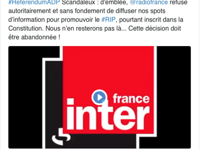 ADP : Le sabotage de radio Macron – Par Daniel Schneidermann