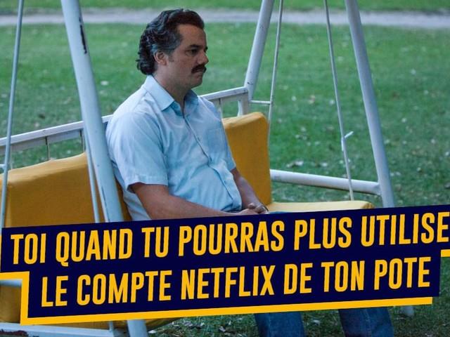 Top 10 des trucs qui changeront le jour où Netflix mettra fin au partage de compte