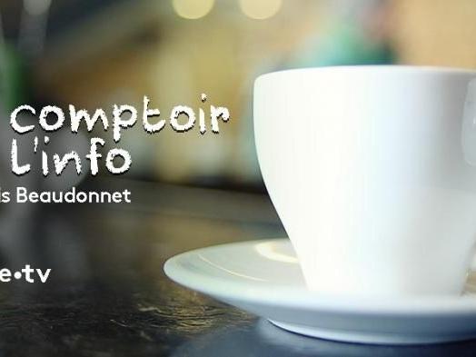 """PODCAST. """"Au comptoir de l'info"""" : Dominique Verdeilhan, chroniqueur judiciaire de France 2"""