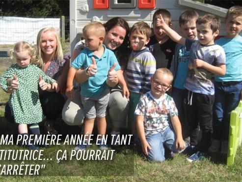 """Des parents se mobilisent pour sauver l'école maternelle à Saint-Sauveur: """"C'est une seconde famille qui risque de disparaître"""""""