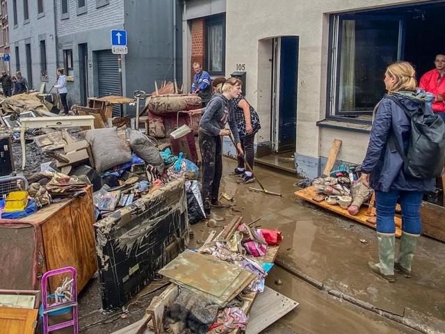Inondations à Liège: la ville lance un appel aux privés en possession de biens vides pour reloger des sinistrés