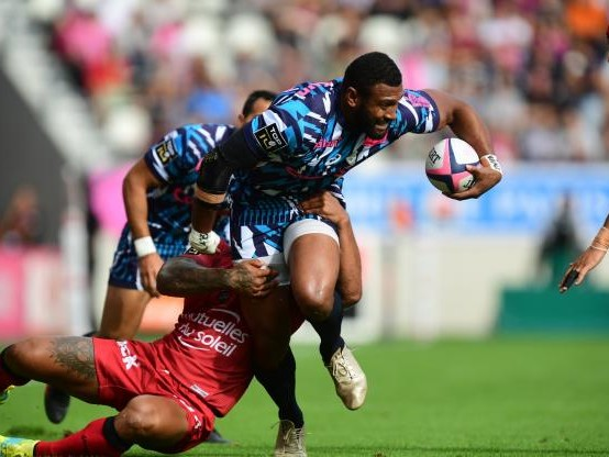 Rugby - Top 14 - SF - Top 14 : Waisea Nayacalevu prolonge au Stade Français