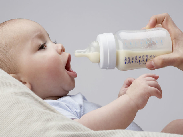 Rappel de 4 lots de préparations infantiles La Mandorle, infectés par une bactérie