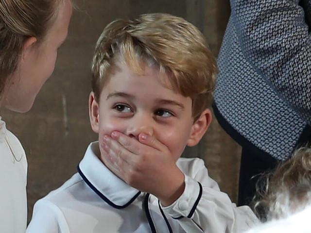Archie: Le prince George a-t-il donné le prénom du royal baby avant tout le monde?
