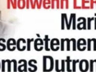Nolwenn Leroy, mariage secret, étrange confidence sur Thomas Dutronc (photo)