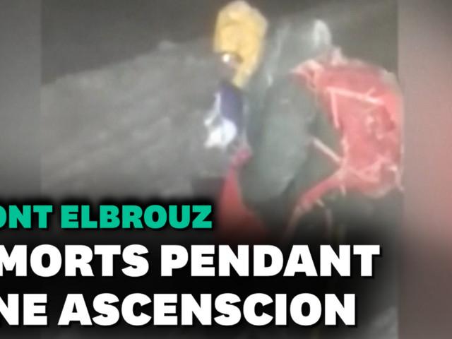 Russie: des alpinistes pris au piège par une tempête sur le mont Elbrouz, au moins 5 morts
