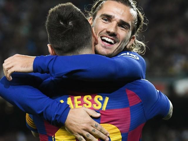 Mercato - Barcelone: Griezmann à l'origine des tensions entre Messi et le Barça?