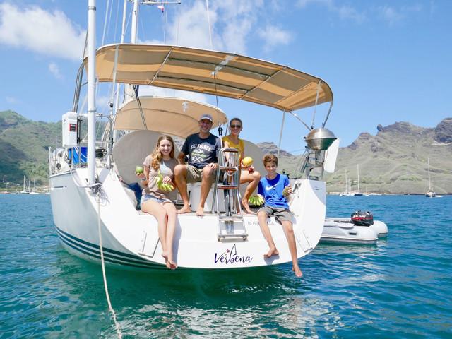 La communauté nautique est mobilisée à Taiohae