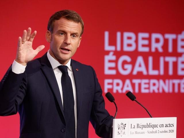 """Vu d'Arabie saoudite : """"Sur la crise de l'islam, Macron a bien raison"""""""